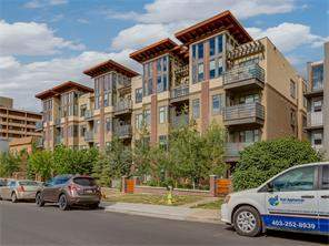 #305 1720 10 ST Sw, Calgary Lower Mount Royal Apartment Real Estate: