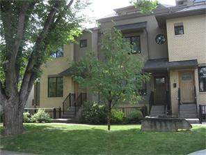 #8 535 33 ST Nw, Calgary Parkdale Attached Real Estate: