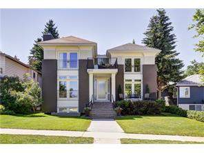 Scarboro 1607 Shelbourne ST Sw, Calgary Scarboro Detached Real Estate: