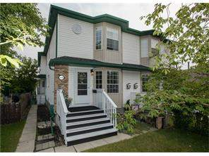 Attached Bowness real estate listing Calgary