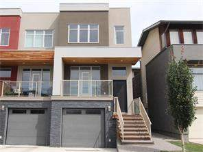 Attached West Hillhurst Real Estate listing 2336 Westmount RD Nw Calgary MLS® C4126873