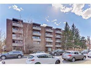 Homes For Sale located at #407 903 19 AV Sw, Calgary MLS® C4126970