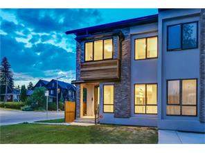 2050 49 AV Sw, Calgary Altadore Attached Real Estate: