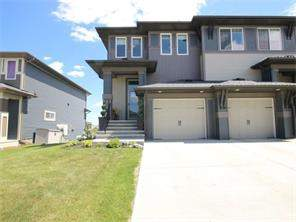 Attached Hillcrest listing in Airdrie
