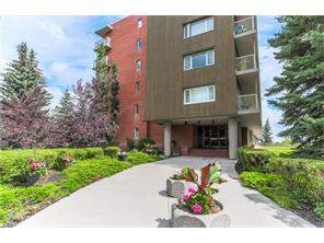 Apartment Rideau Park Real Estate listing #509 3204 Rideau PL Sw Calgary MLS® C4127251