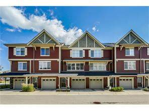 #1105 125 Panatella WY Nw, Calgary, Panorama Hills Attached Real Estate: