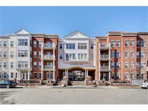 #3206 5605 Henwood ST Sw, Calgary Garrison Green Apartment Real Estate: