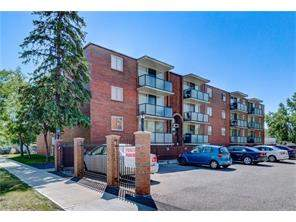 Hillhurst Real Estate: Apartment Calgary