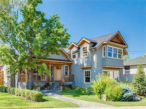 West Hillhurst Real Estate: Detached Calgary
