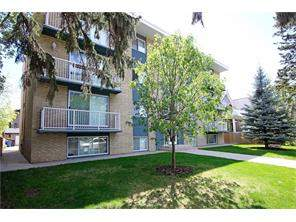 Cliff Bungalow Apartment Cliff Bungalow Real Estate listing at #204 525 22 AV Sw, Calgary MLS® C4128708
