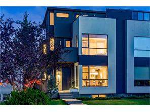 2305 3 AV Nw, Calgary West Hillhurst Attached Real Estate: