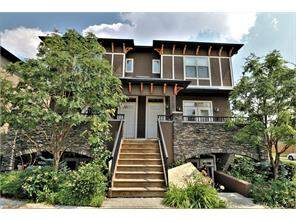 #1 1940 24a ST Sw, Calgary, Richmond Attached Real Estate: