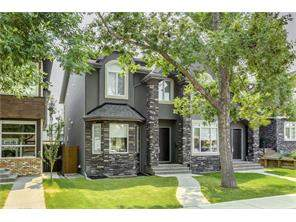 Attached Altadore Real Estate listing at 2029 42 AV Sw, Calgary MLS® C4129150
