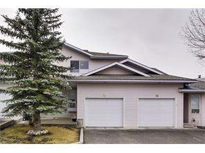 Attached Glenbow Real Estate listing #12 604 Griffin RD W Cochrane MLS® C4129161