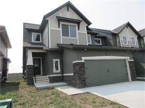 Attached Coopers Crossing Homes For Sale at 135 Cooperswood PL Sw, Airdrie MLS® C4129196