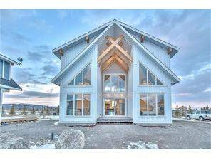 314 Cottageclub Wy, Rural Rocky View County, Cottage Club at Ghost Lake Detached Homes For Sale Homes for sale