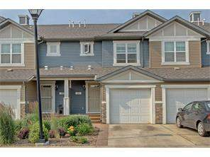 Attached Chaparral Real Estate listing at 27 Chaparral Valley Gd Se, Calgary MLS® C4129361