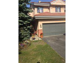 #78 5810 Patina DR Sw, Calgary, Patterson Attached Real Estate:
