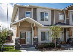 Attached Cougar Ridge real estate listing Calgary