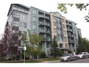 Apartment Mission Real Estate listing at #610 328 21 AV Sw, Calgary MLS® C4129476