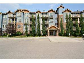 Apartment Sunset Ridge real estate listing Cochrane