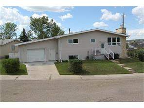 Detached Greentree Real Estate listing 3 Spruce Dr Drumheller MLS® C4129712