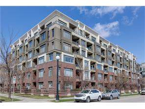 Apartment Bridgeland/Riverside Real Estate listing at #321 910 Centre AV Ne, Calgary MLS® C4129741