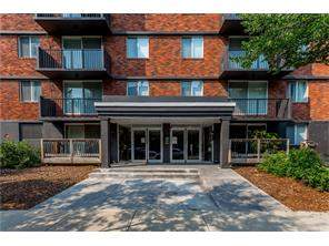 Beltline #304 1236 15 AV Sw, Calgary Beltline Apartment Real Estate: