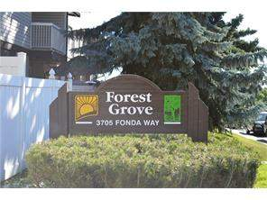 #14 3705 Fonda WY Se, Calgary, Forest Heights Attached homes