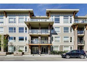 Apartment Renfrew Real Estate listing at #231 721 4 ST Ne, Calgary MLS® C4129945