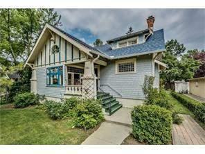 1922 12 ST Sw, Calgary Upper Mount Royal Detached Real Estate: