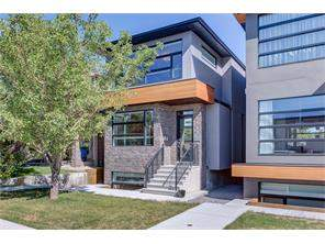 Detached West Hillhurst Real Estate listing at 2216 1 AV Nw, Calgary MLS® C4130116