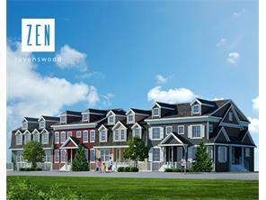 #1002 2400 Ravenswood Vw Se, Airdrie, Ravenswood Attached Real Estate: Homes for sale
