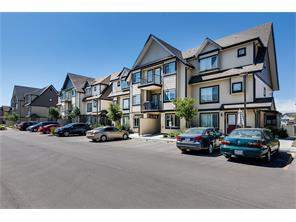 Attached Copperfield Real Estate listing at #810 121 Copperpond Cm Se, Calgary MLS® C4130278