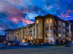 Lower Mount Royal Real Estate: Apartment Calgary