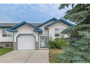 Attached Crystal Ridge Strathmore real estate
