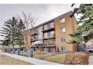 Mission Homes For Sale located at #102 117 23 AV Sw, Calgary MLS® C4131166 condominiums