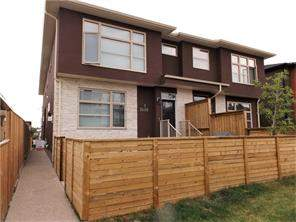 Killarney/Glengarry Real Estate: Attached Calgary