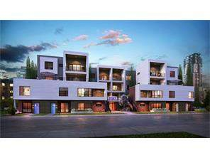 Mission Homes For Sale located at #111 120 18 AV Sw, Calgary MLS® C4131423 condominiums
