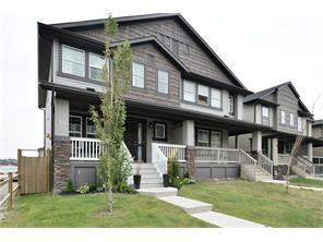 Attached Skyview Ranch real estate listing Calgary