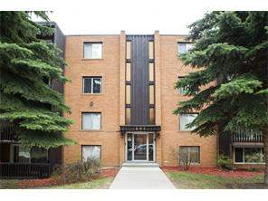 #406 507 57 AV Sw, Calgary, Windsor Park Apartment Homes For Sale
