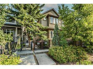 Attached Windsor Park listing in Calgary