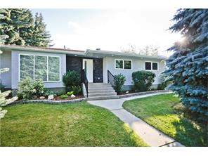 Detached Cambrian Heights Real Estate listing at 1223 40 AV Nw, Calgary MLS® C4131793