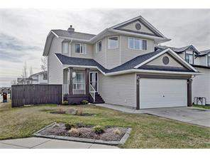 Detached Canals Real Estate listing at 27 Canoe Ci Sw, Airdrie MLS® C4131931