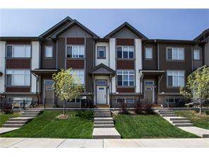 Attached Copperfield Real Estate listing at 674 Copperpond Bv Se, Calgary MLS® C4132078