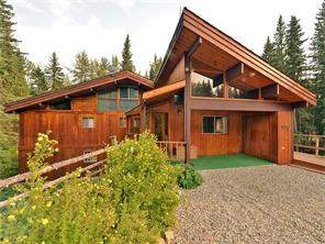 Detached West Bragg Creek Real Estate listing 23 Echlin Dr Bragg Creek MLS® C4132109