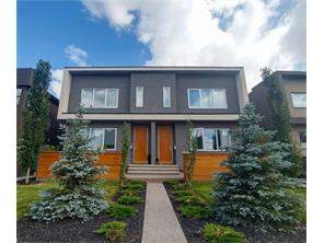 Attached Hillhurst listing in Calgary