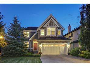 Detached West Springs real estate listing Calgary
