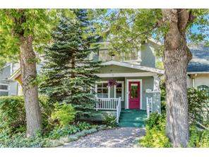 Rideau Park Real Estate: Detached home Calgary
