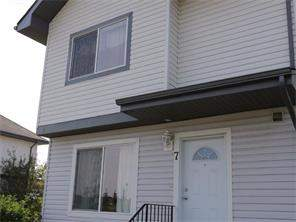 #7 187 Millennium Ga, Fort McMurray, Timberlea Attached Homes For Sale